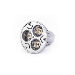 GU10 3 POWER LED CIEPŁA