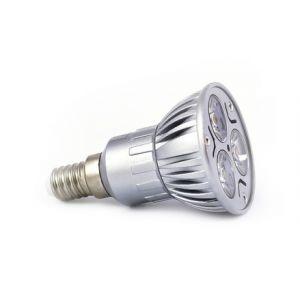 JDR E14 3 POWER LED CIEPŁA
